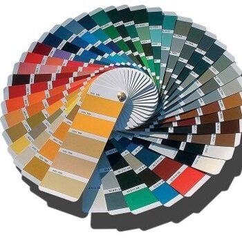 Χρωματολόγιο Λούστρου