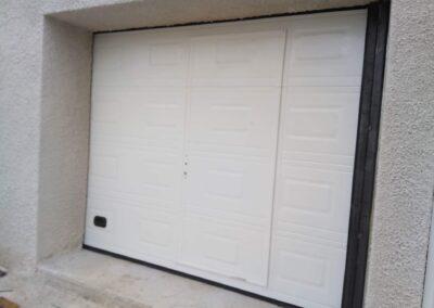 Πολύσπαστες πόρτες οροφής
